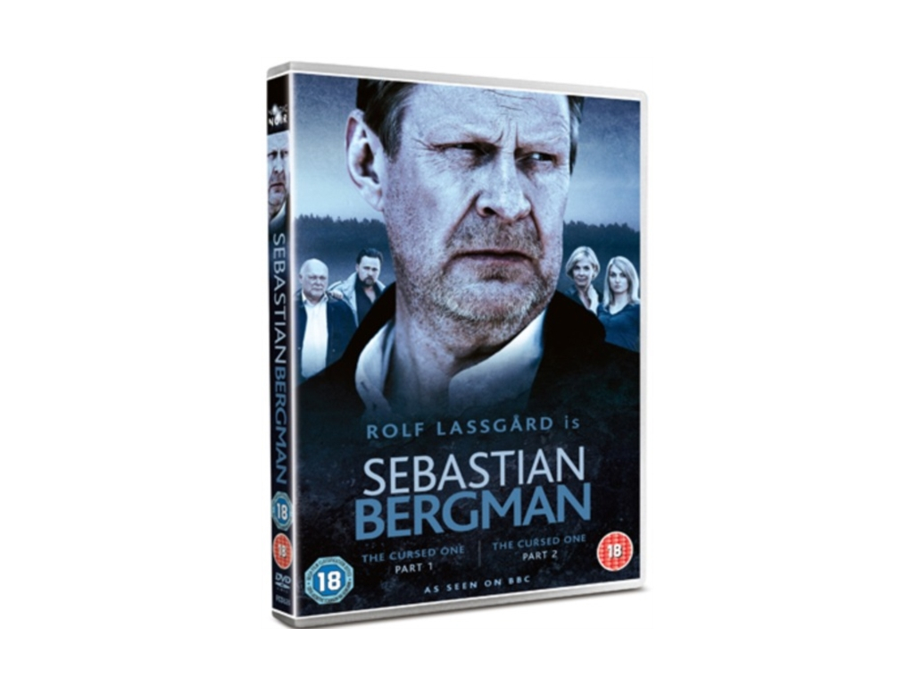 Sebastian Bergman  Series 1 (DVD)