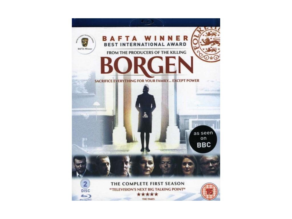 Borgen  The Complete First Season (Blu-ray)