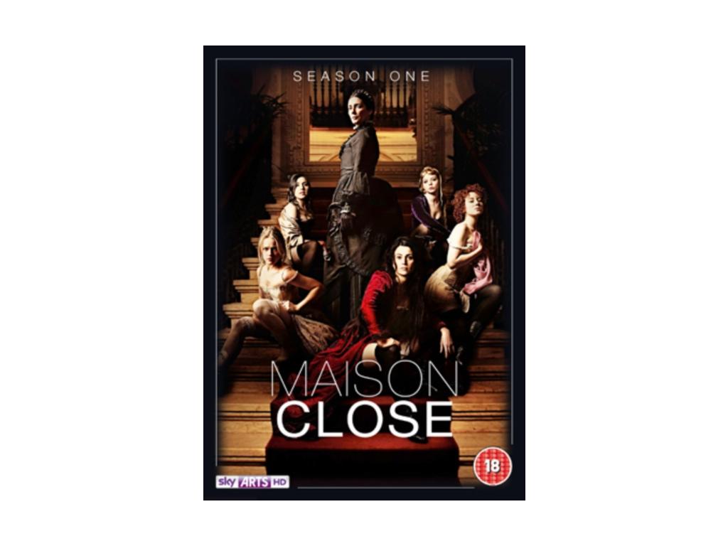 Maison Close  Season 1 (DVD)