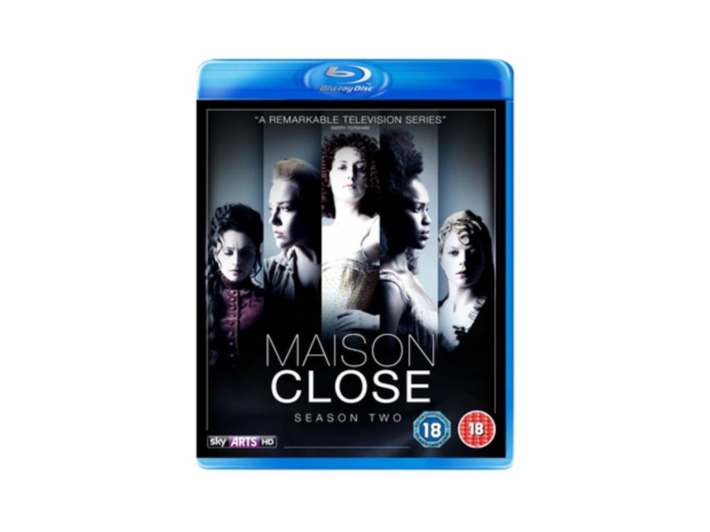 Maison Close 2 (Blu-ray)