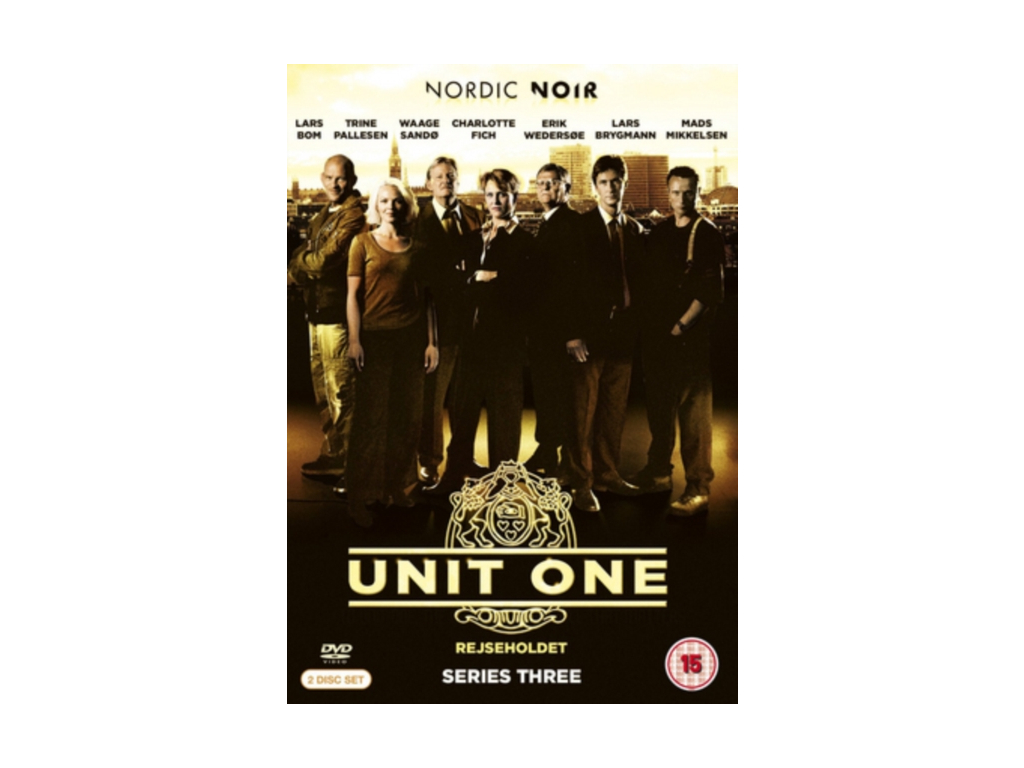Unit One Season 3 (DVD)