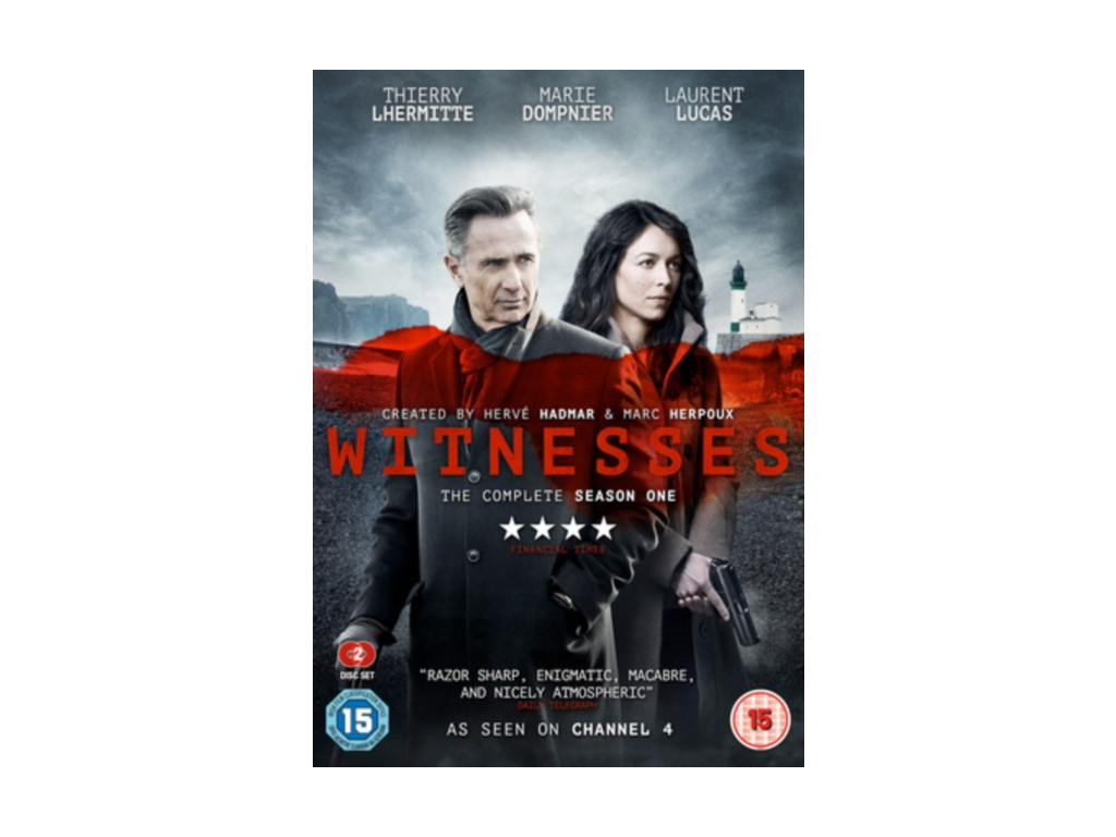 Witnesses  The Complete Season 1 (DVD)