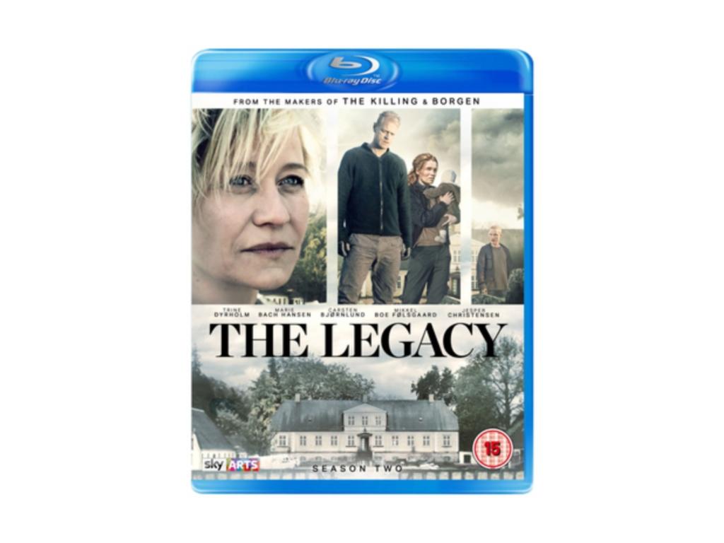 Legacy The  Season Two (Blu-ray)