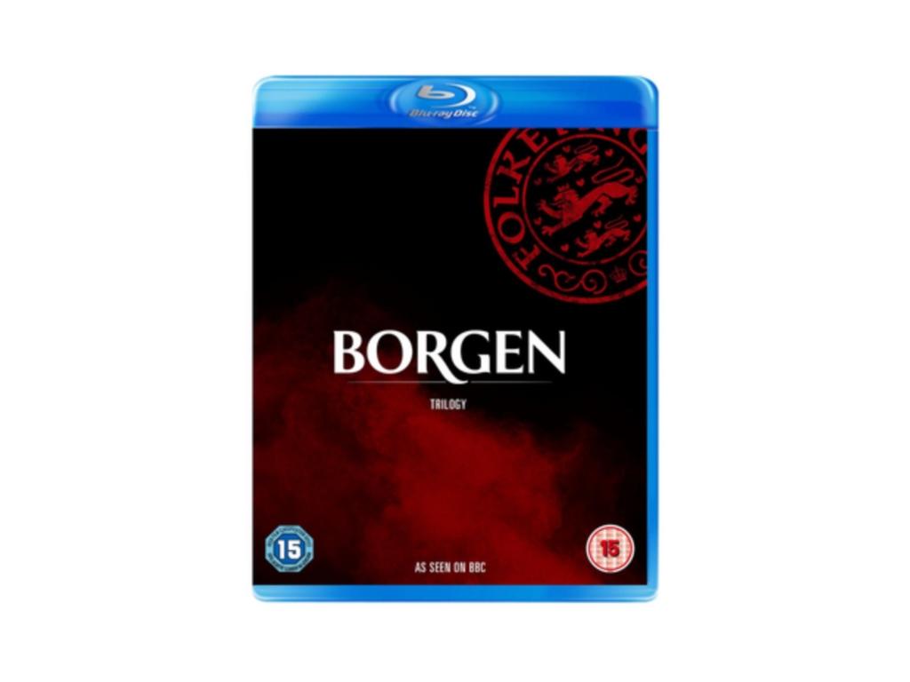 Borgen  Trilogy (Blu-ray)