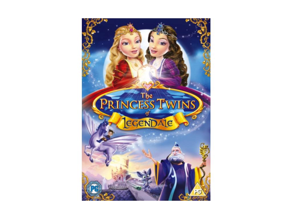 Princess Twins Of Legendale (DVD)