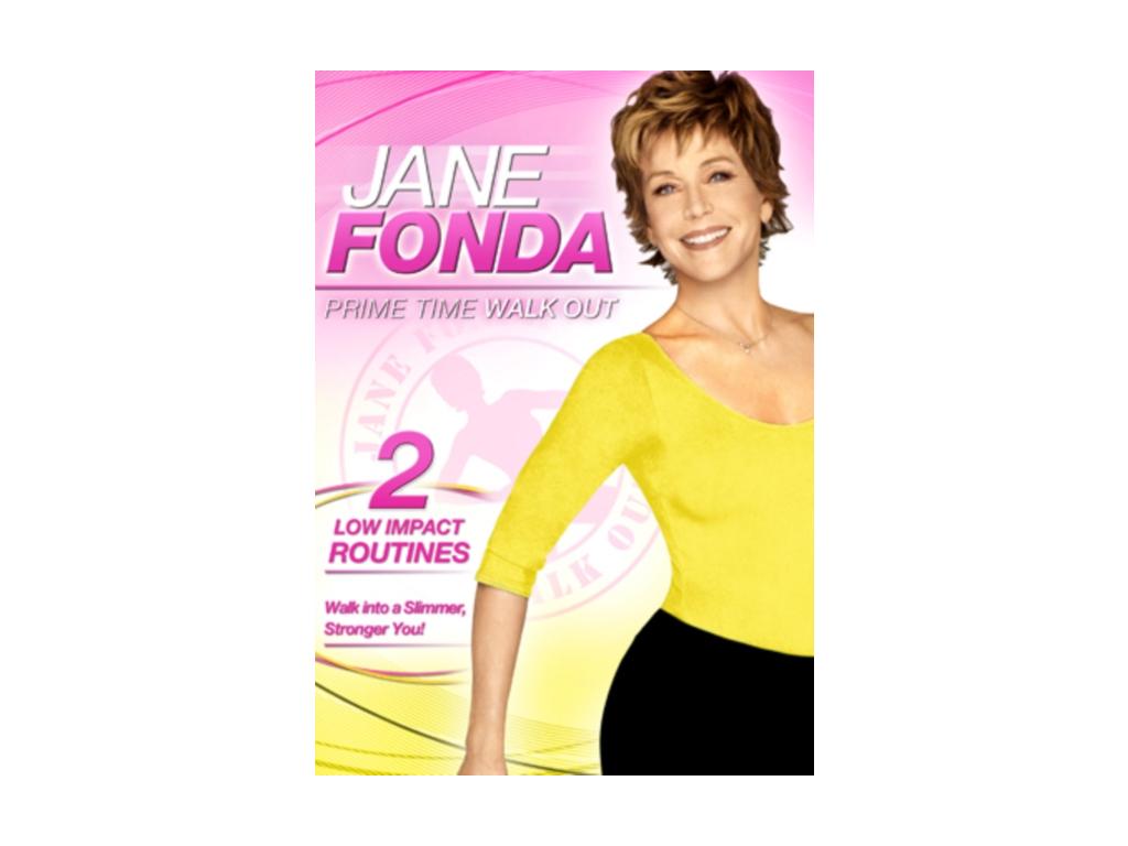 Jane Fonda Prime Time Walkout (DVD)