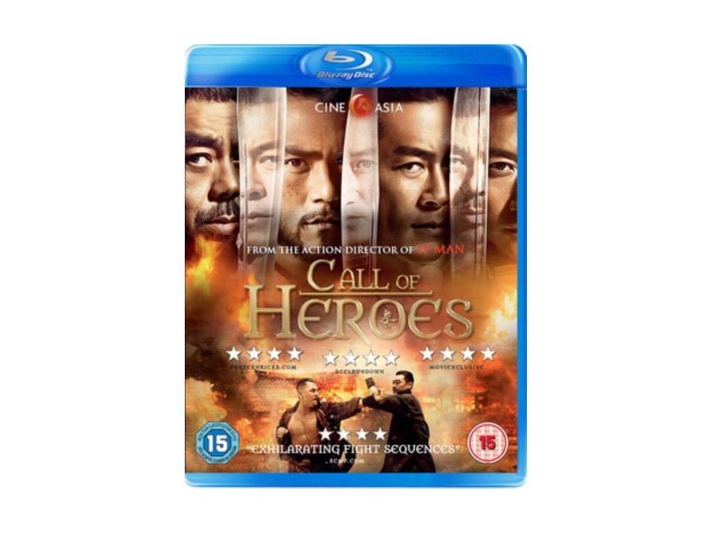 Call Of Heroes (Blu-ray)
