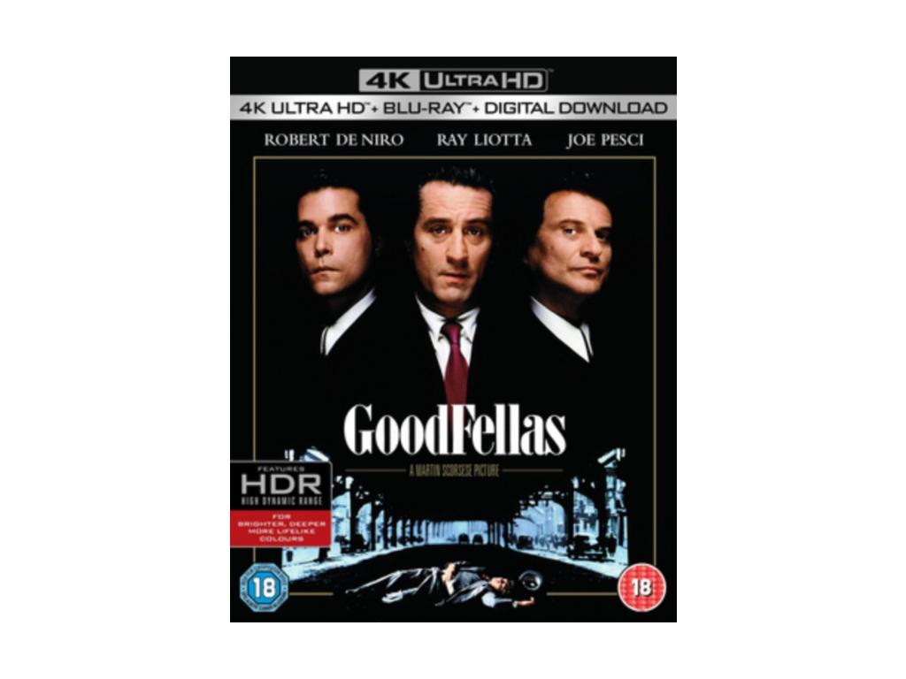 Goodfellas (Uhd / S) (Blu-ray 4K)