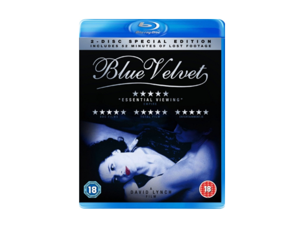 Blue Velvet  Special Edition Lost Footage (Blu-ray)