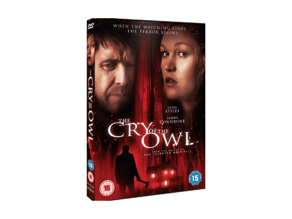 Cry Of The Owl (DVD)