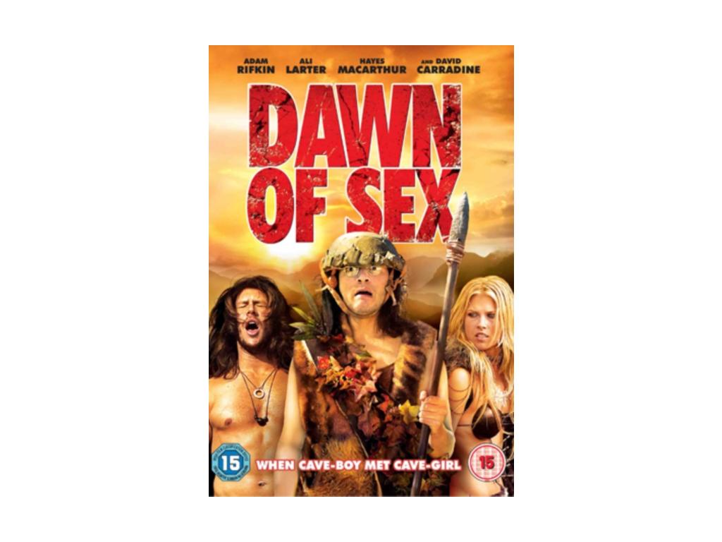 Dawn Of Sex The (DVD)