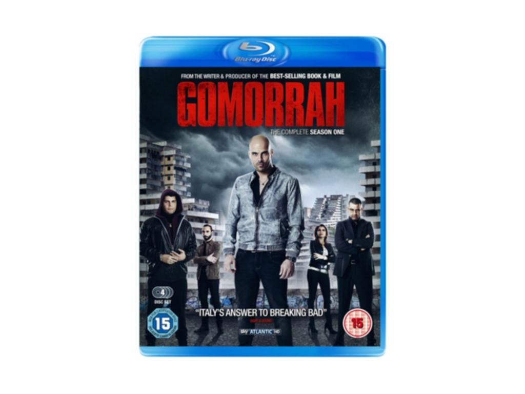 Gomorrah (Blu-ray)