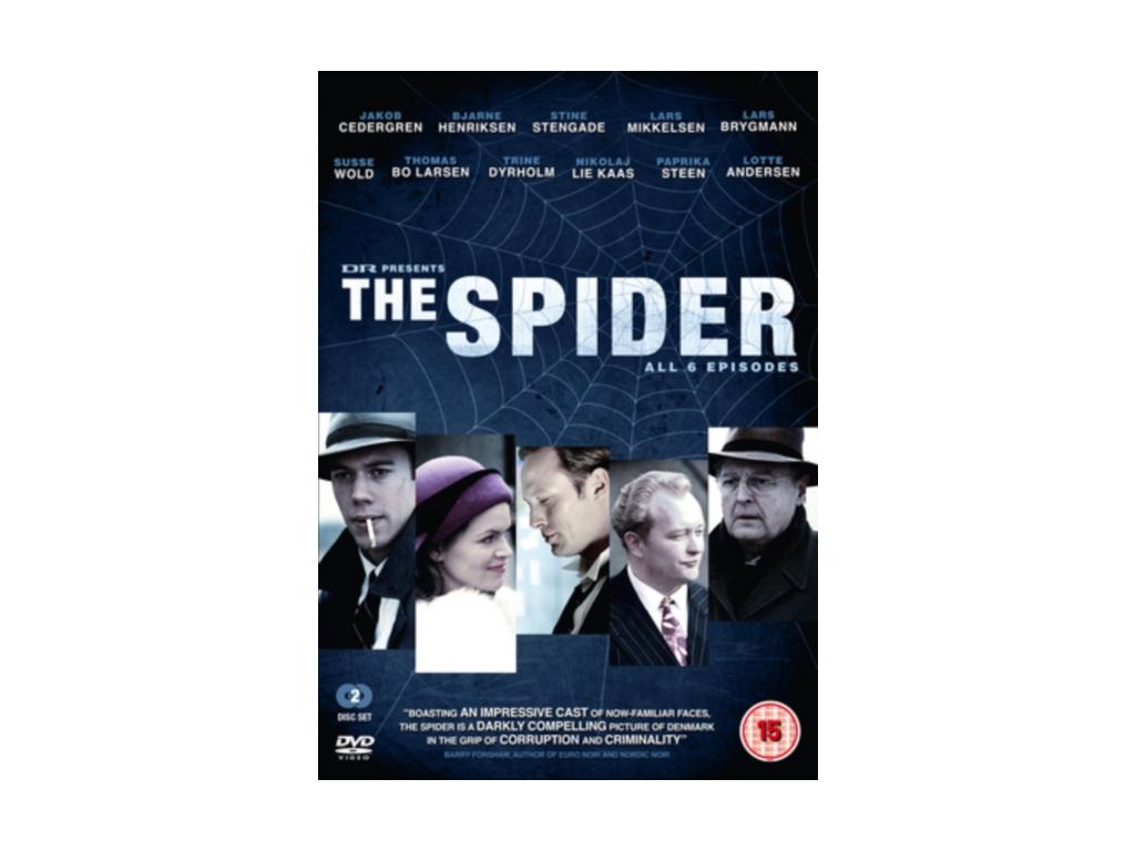 The Spider (DVD)