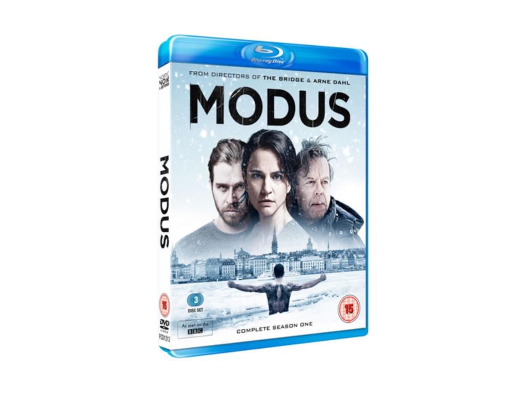 Modus (Blu-ray)