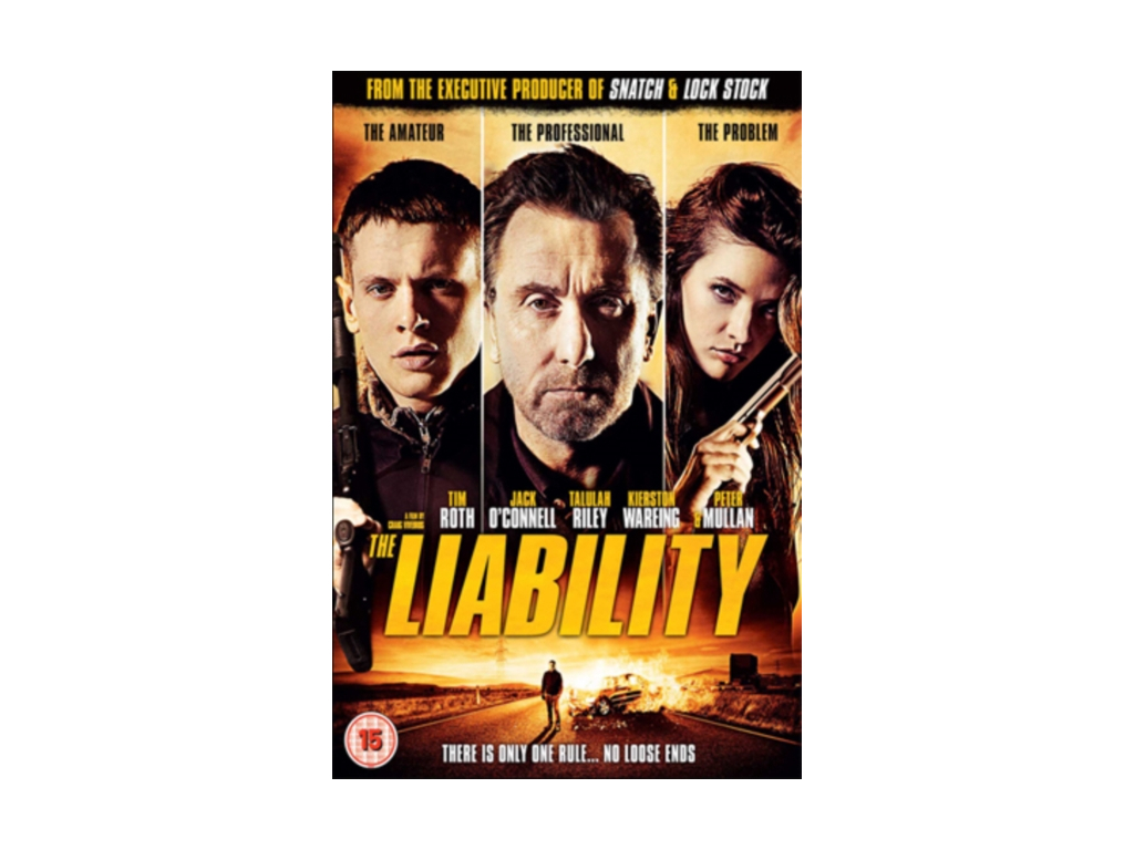Liability The (Blu-ray)