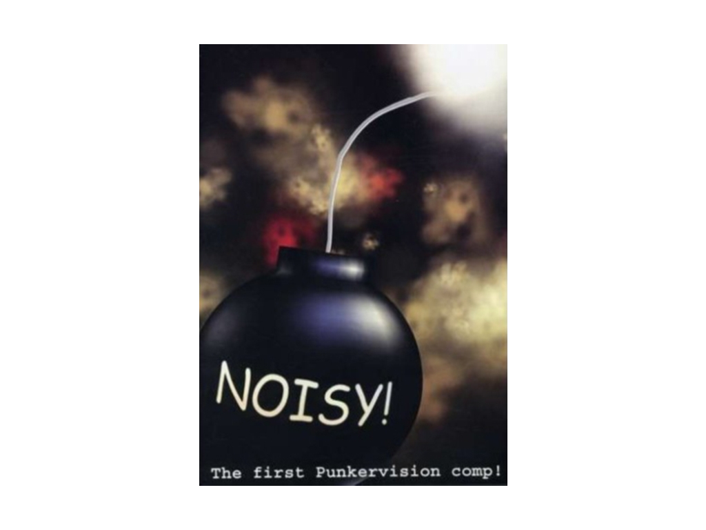 VARIOUS ARTISTS - Noisy  The First Punkervision (DVD)