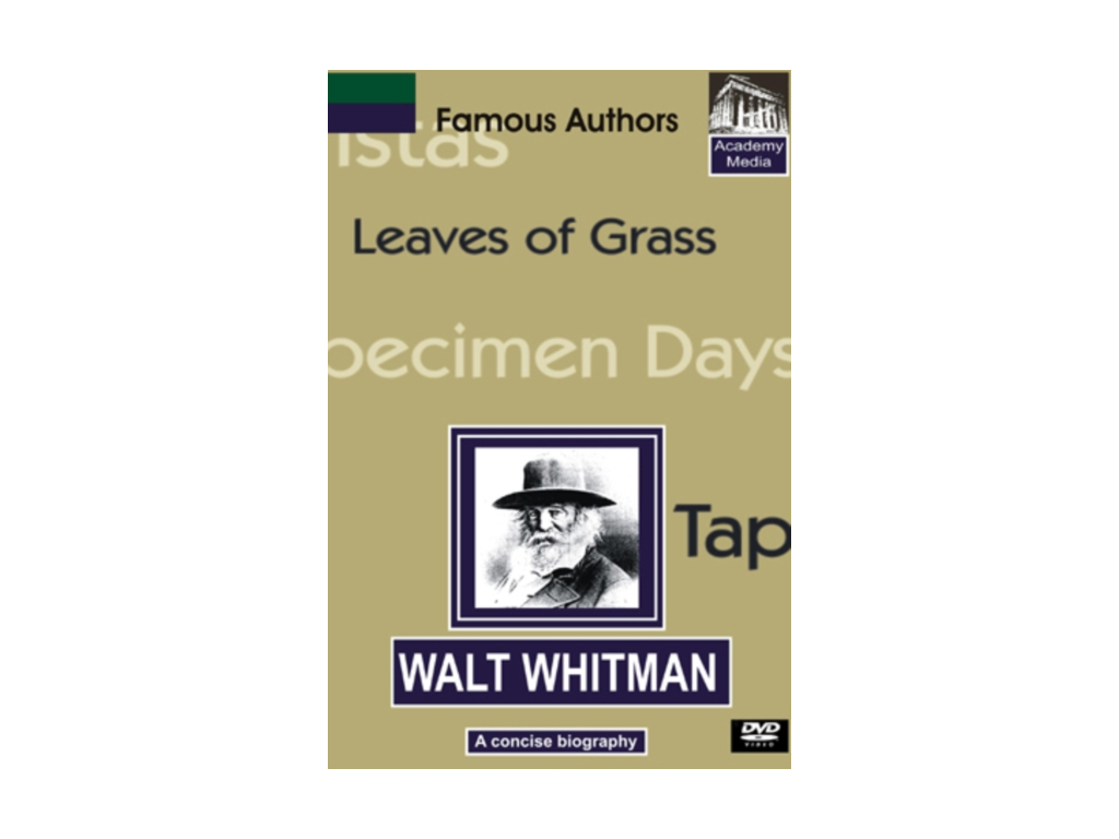 Whitman (DVD)