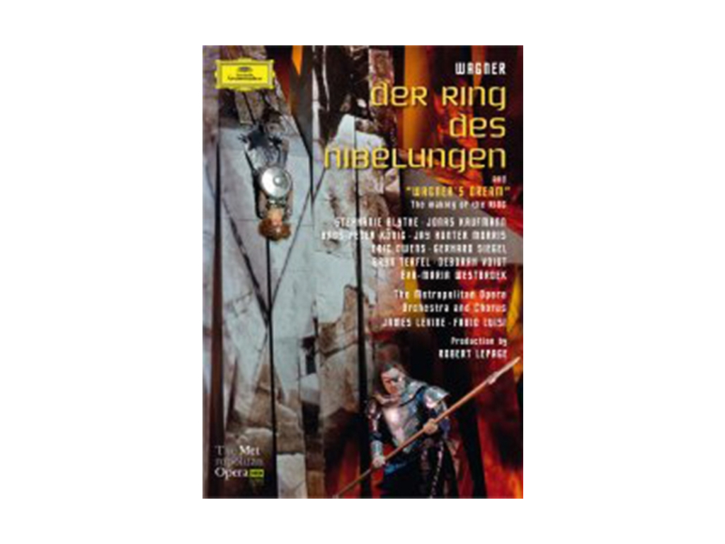 VARIOUS ARTISTS - Wagner: Der Ring Des Nibelungen And WagnerS Dream - The Making Of The Ring (Blu-ray)