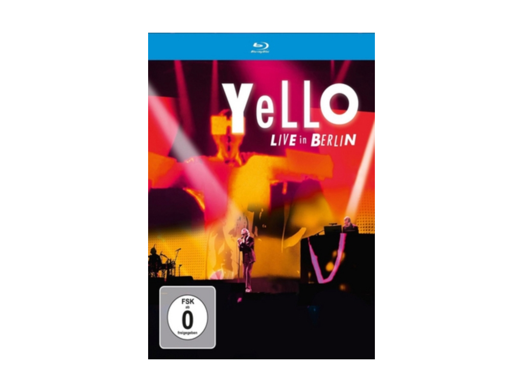 YELLO - Live In Berlin (Blu-ray)