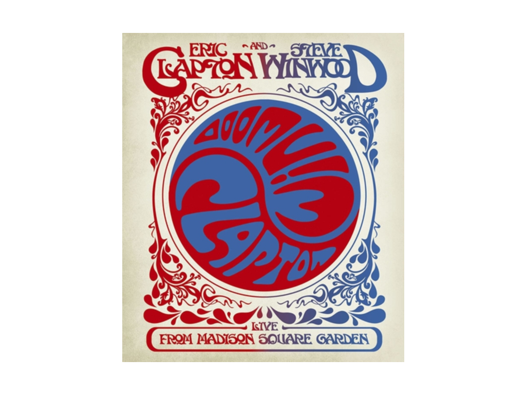 ERIC CLAPTON & STEVE WINWOOD - Live From Madison Square Garden (Blu-ray)