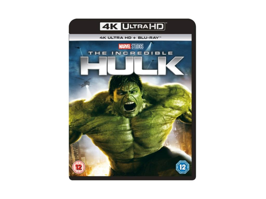 The Incredible Hulk (4K UHD) (Blu-ray 4K)