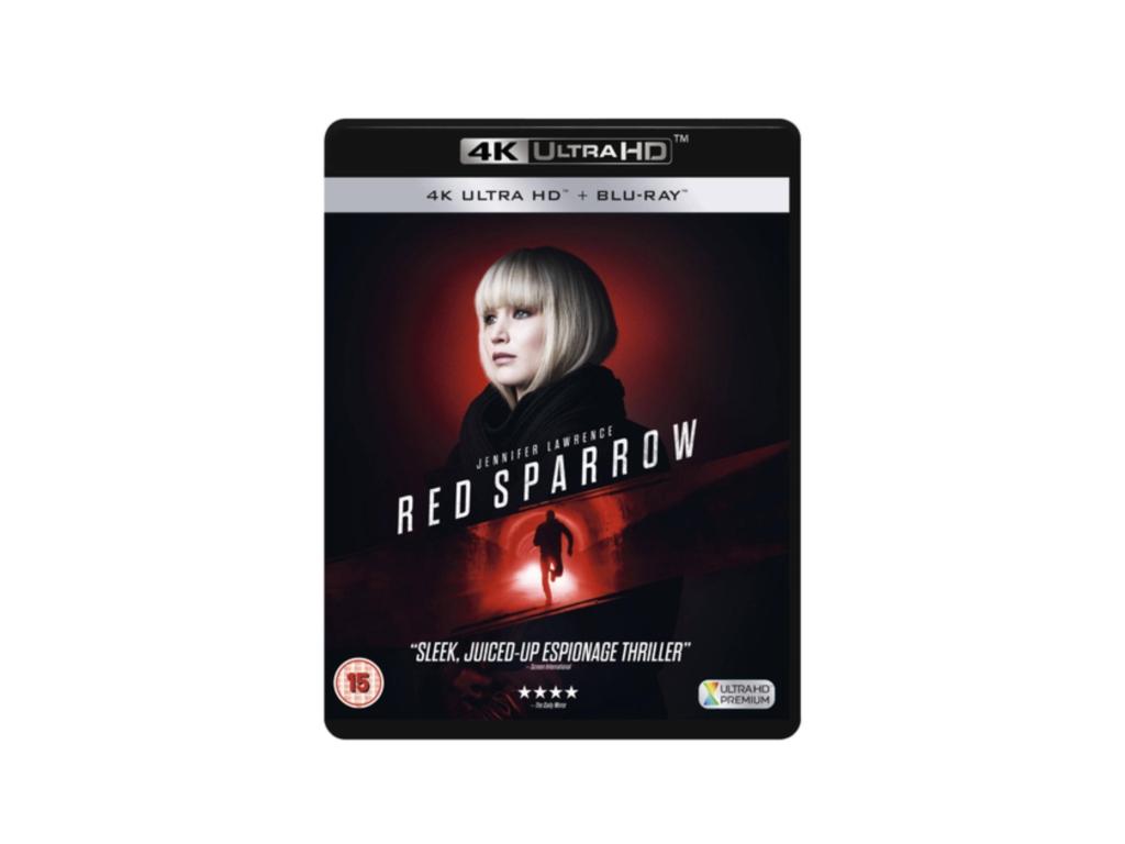 Red Sparrow (UHD 4K) (Blu-ray 4K)