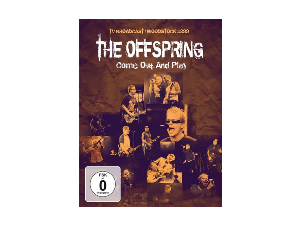 OFFSPRING - Come Out And Play (DVD)