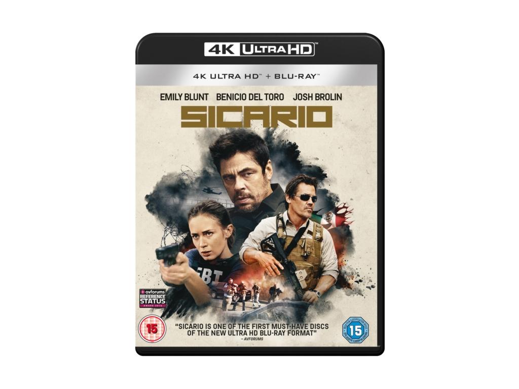 Sicario (Blu-ray 4K)