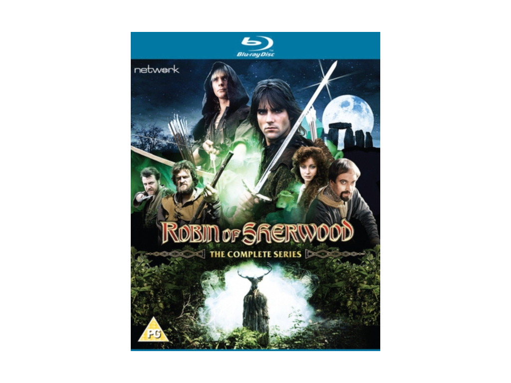 Robin of Sherwood: The Complete Series (Blu-ray)