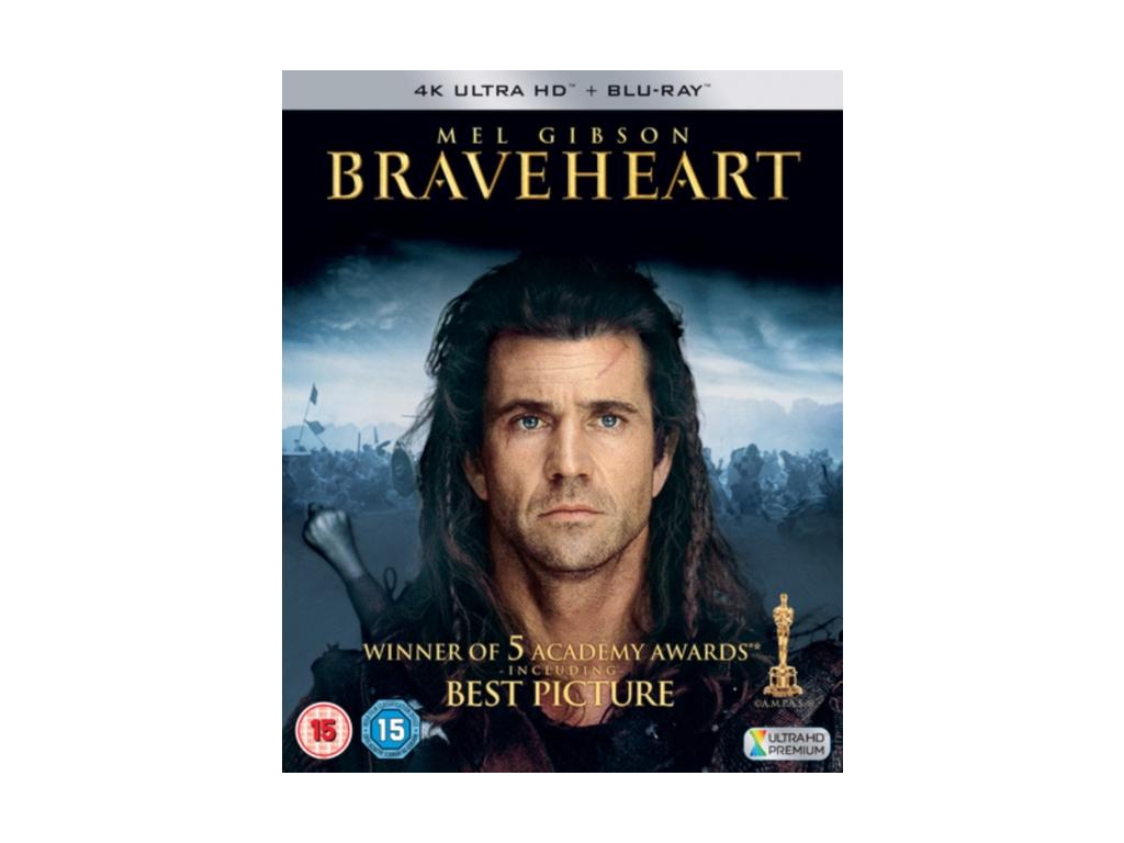 Braveheart 4K (Blu-ray 4K)