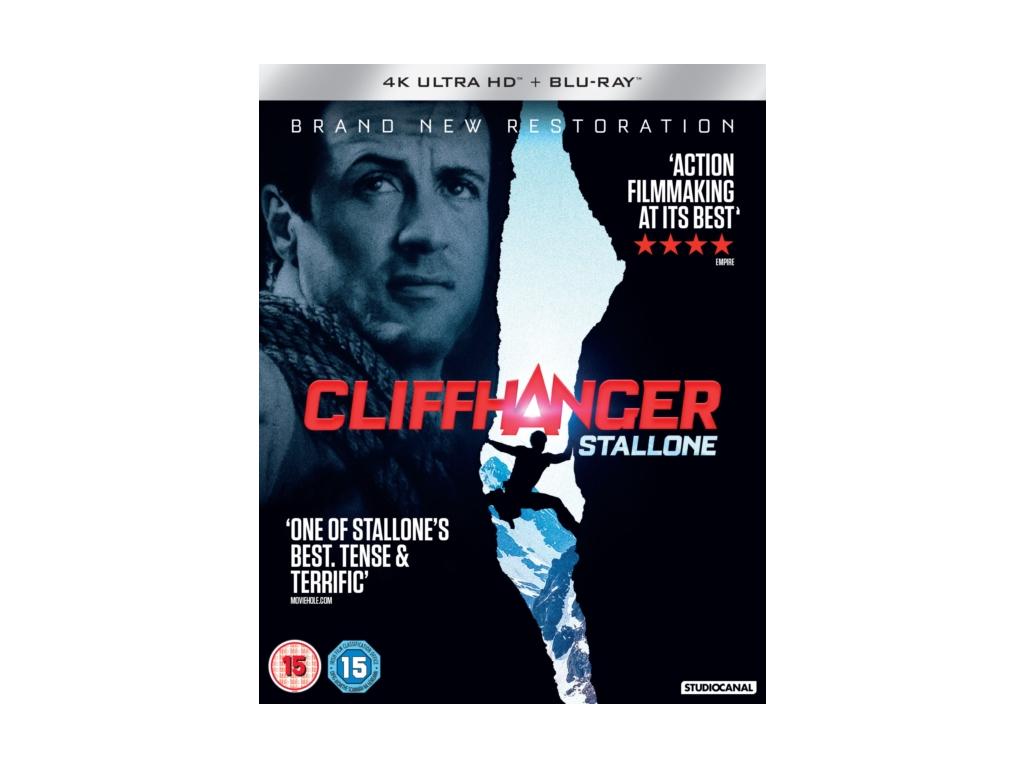Cliffhanger (Blu-ray 4K)