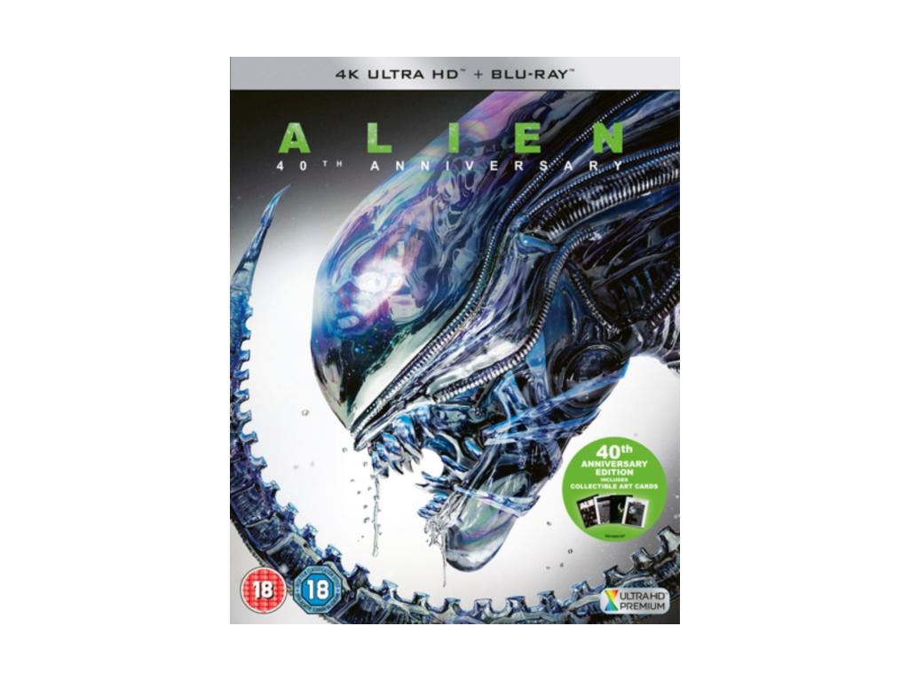 Alien (Blu-ray 4K)