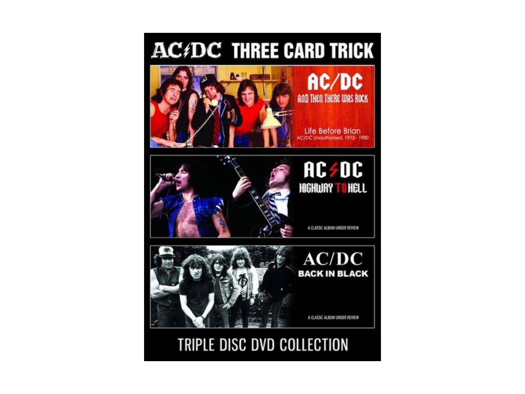 AC/DC - Three Card Trick (DVD)