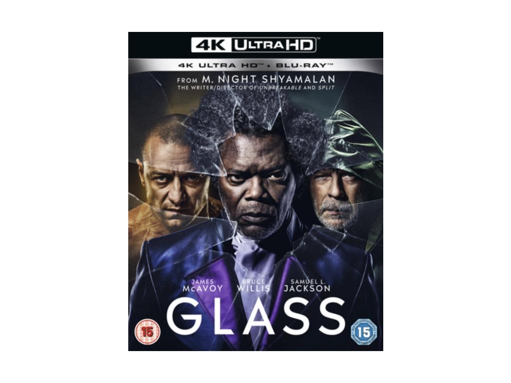 Glass (Blu-ray 4K)