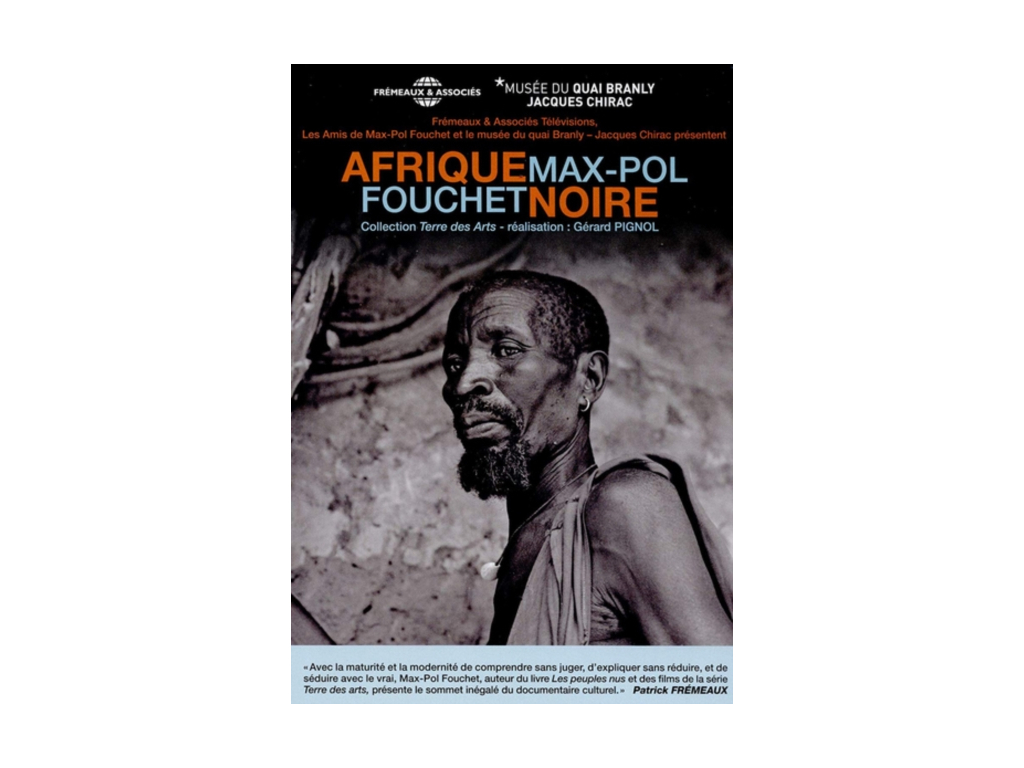 MAX-POL FOUCHET - Afrique Noire (DVD)
