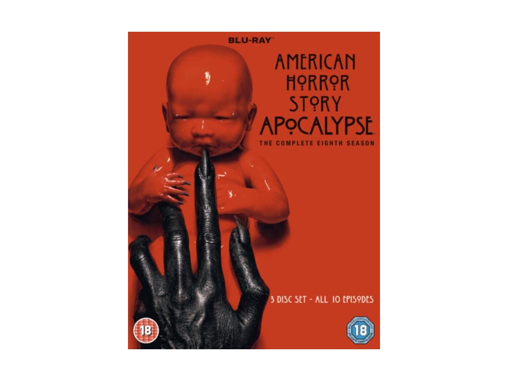 American Horror Story Season 8 (Blu-ray)