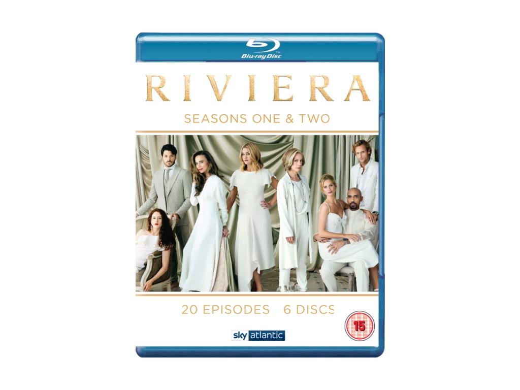 Riviera: Seasons 1-2 (Blu-ray Box Set)