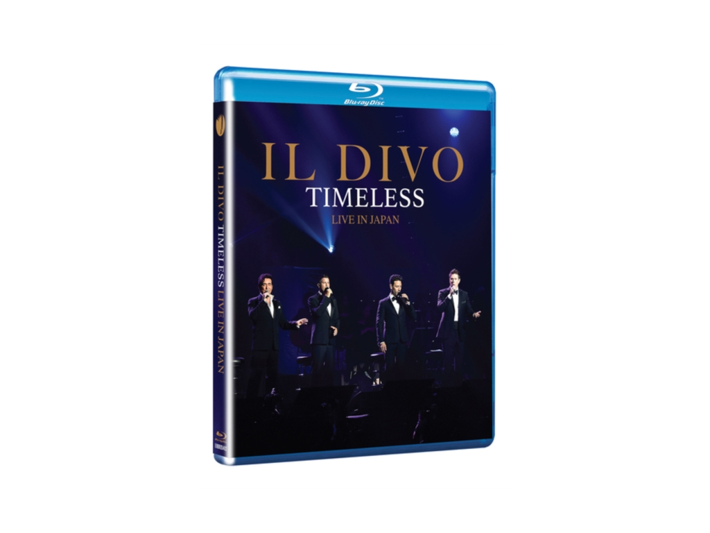 IL DIVO - Timeless Live In Japan (Blu-ray)