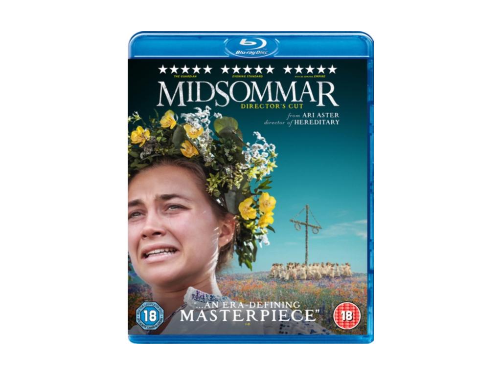 Midsommar Directors Cut (Blu-ray)