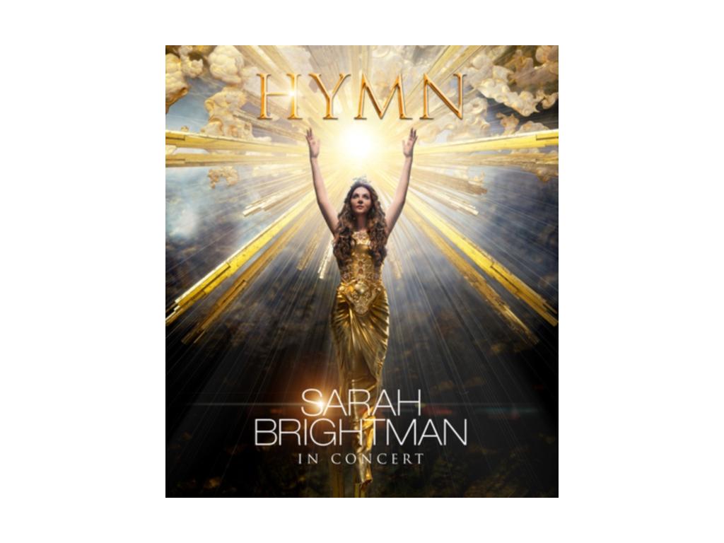 SARAH BRIGHTMAN - Hymn In Concert (Blu-ray)