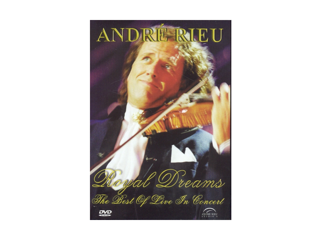ANDRE RIEU - Royal Dreams - Best Of Live In Concert (DVD)