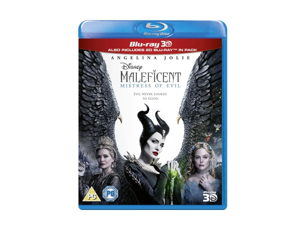 Maleficent 2 (Blu-ray 3D)