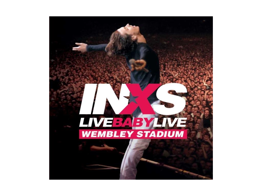 INXS - Live Baby Live (DVD)