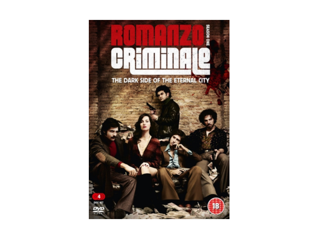 Romanzo Criminale  Season 1 (DVD)