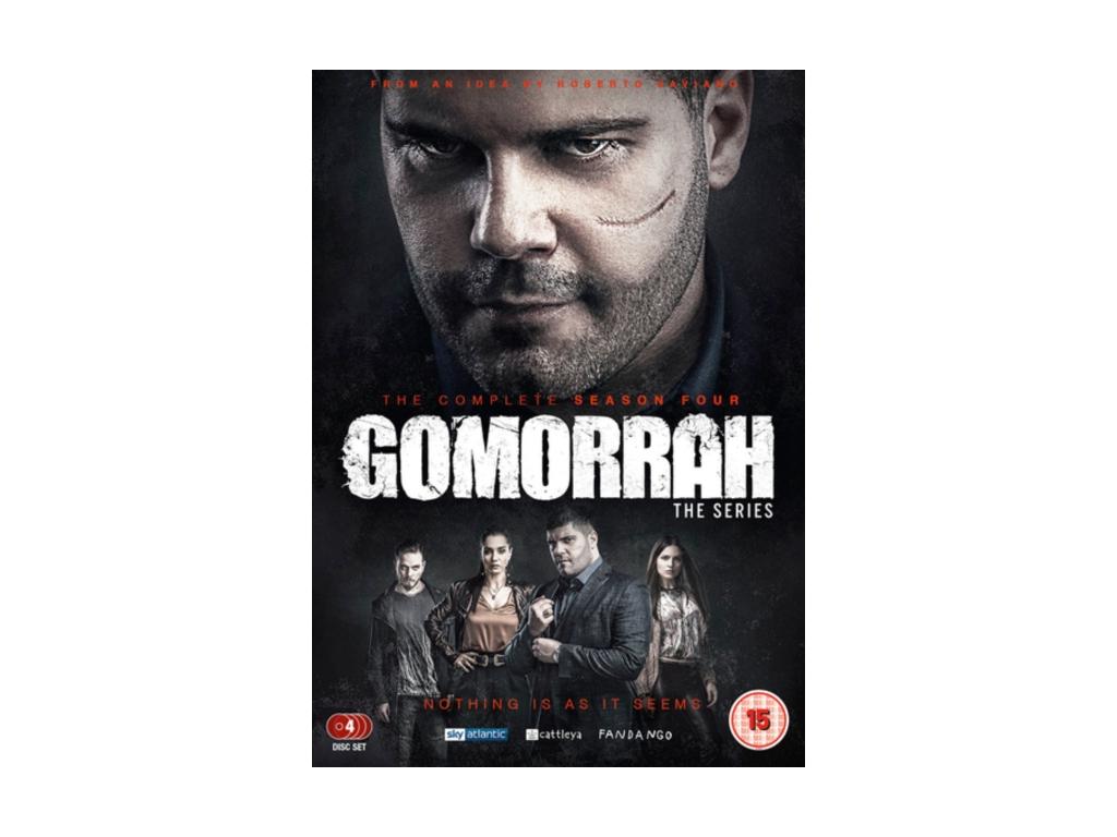 Gomorrah Season 4 (DVD)