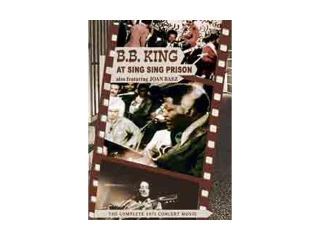 B.B. KING - B.B. King At Sing Sing Prison (DVD)