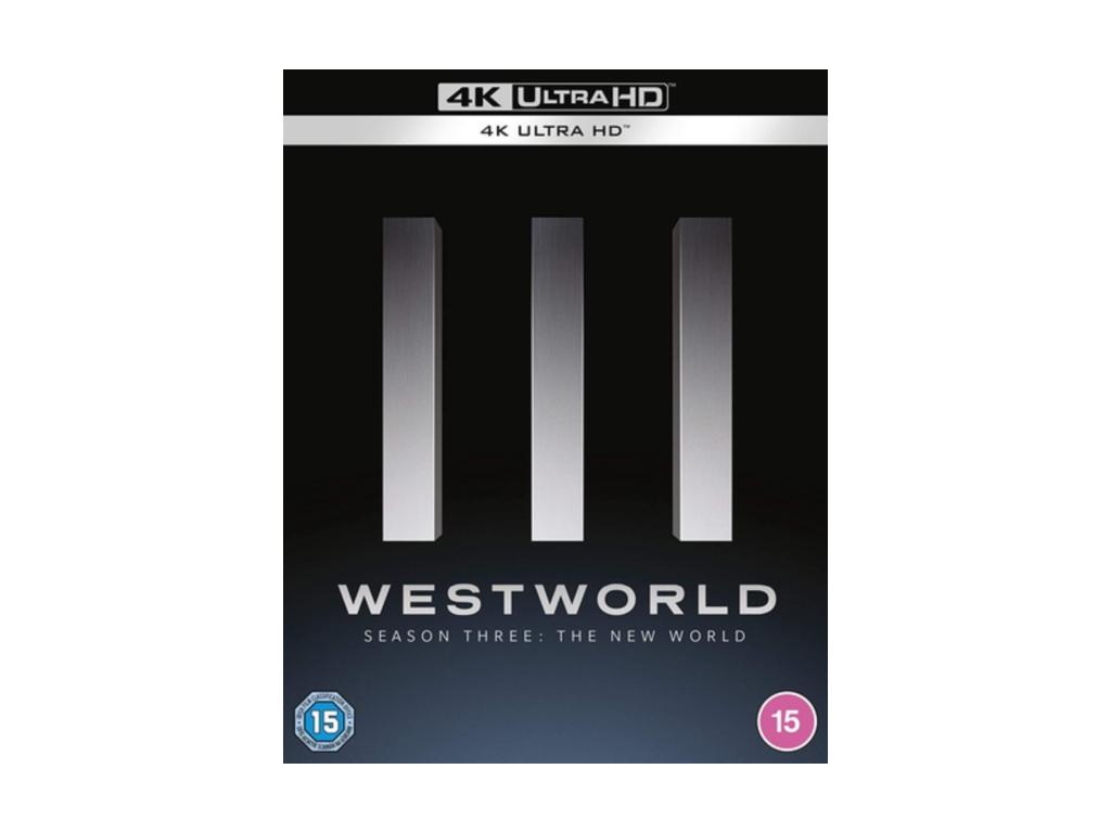 Westworld S3 (Blu-ray 4K)