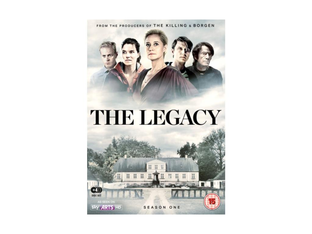 Legacy The Arvingerne (DVD)