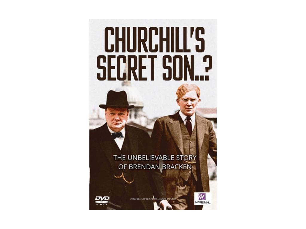 FEATURE DOCUMENTARY - Churchills Secret Son..? (DVD)