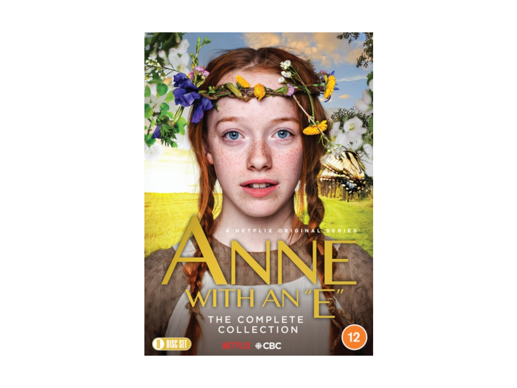 Anne With An E - The Complete Collection: Series 1-3 (DVD Box Set)